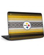 Pittsburgh Steelers Trailblazer HP Chromebook Skin