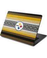 Pittsburgh Steelers Trailblazer Dell Chromebook Skin