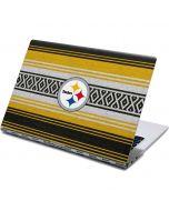 Pittsburgh Steelers Trailblazer Yoga 910 2-in-1 14in Touch-Screen Skin