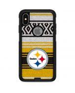 Pittsburgh Steelers Trailblazer Otterbox Commuter iPhone Skin