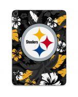 Pittsburgh Steelers Tropical Print Apple iPad Pro Skin