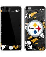Pittsburgh Steelers Tropical Print Apple iPod Skin