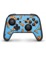 Pizza Nintendo Switch Pro Controller Skin