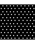 Black and White Polka Dots Incipio DualPro Shine iPhone 6 Skin