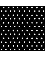 Black and White Polka Dots LifeProof Nuud iPhone Skin