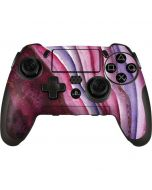 Plum Watercolor Geode PlayStation Scuf Vantage 2 Controller Skin