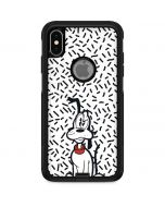 Pluto Confused Otterbox Commuter iPhone Skin