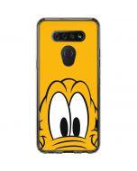 Pluto Up Close LG K51/Q51 Clear Case