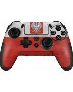 Poland Flag Distressed PlayStation Scuf Vantage 2 Controller Skin