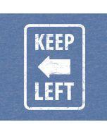 Keep Left iPhone 6s Pro Case