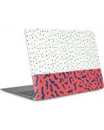 Polka Dot Split Apple MacBook Air Skin