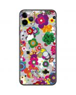 Pop Garden White iPhone 11 Pro Max Skin