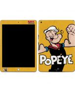 Popeye Flexing Apple iPad Skin