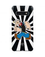Popeye Thumbs Up Galaxy S10 Plus Lite Case