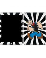 Popeye Thumbs Up Apple iPad Skin