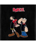 Popeye and Olive Oyl Apple iPad Skin