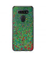 Poppy Field by Gustav Klimt LG K51/Q51 Clear Case