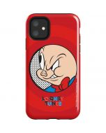 Porky Pig Full iPhone 11 Impact Case