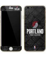 Portland Trail Blazers Dark Rust iPhone 6/6s Skin
