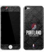 Portland Trail Blazers Dark Rust Apple iPod Skin