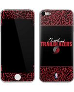 Portland Trail Blazers Elephant Print Apple iPod Skin