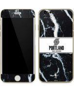 Portland Trail Blazers Marble iPhone 6/6s Skin