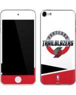 Portland Trail Blazers Split Apple iPod Skin