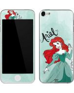Princess Ariel Apple iPod Skin
