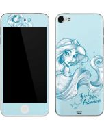 Princess Jasmine Ready for Adventure Apple iPod Skin