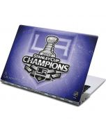 2012 NHL Stanley Cup Champions LA Kings Yoga 910 2-in-1 14in Touch-Screen Skin