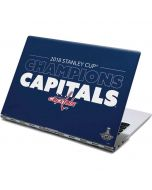 2018 Stanley Cup Champions Capitals Yoga 910 2-in-1 14in Touch-Screen Skin