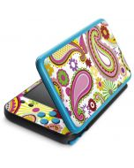 70s Paisley 2DS XL (2017) Skin