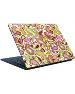 70s Paisley Surface Laptop Skin