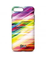Abstract Spectrum iPhone 7 Plus Pro Case