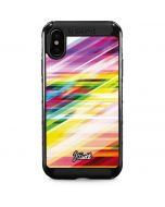 Abstract Spectrum iPhone XS Max Cargo Case