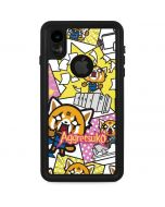 Aggretsuko Blast iPhone XR Waterproof Case