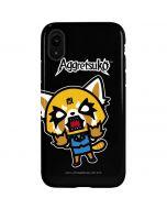 Aggretsuko Fed Up iPhone XR Pro Case