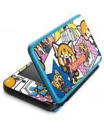 Aggretsuko Blast 2DS XL (2017) Skin