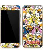 Aggretsuko Blast iPhone 6/6s Skin