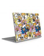 Aggretsuko Blast Surface Book 2 13.5in Skin