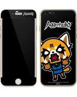 Aggretsuko Fed Up iPhone 6/6s Skin