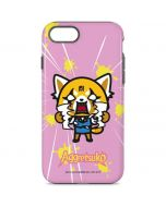 Aggretsuko Breaking Point iPhone 7 Pro Case