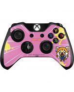 Aggretsuko Breaking Point Xbox One Controller Skin