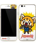 Aggretsuko Karaoke Queen iPhone 6/6s Skin