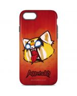 Aggretsuko Furious iPhone 7 Pro Case