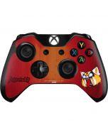 Aggretsuko Furious Xbox One Controller Skin