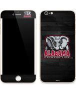 Alabama Basketball Wood iPhone 6/6s Plus Skin