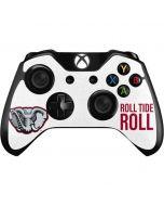 Alabama Crimson Roll Tide Xbox One Controller Skin