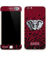 Alabama Crimson Tide Digi iPhone 6/6s Plus Skin