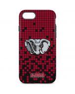 Alabama Crimson Tide Digi iPhone 8 Pro Case
